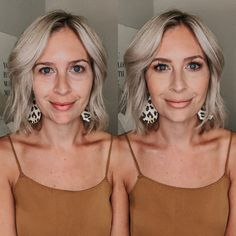 Cover dark circles, quick makeup Quick Makeup, Simple Makeup, Covering Dark Circles, Minimalist Makeup, Makeup Routine, Fashion Beauty, Photo And Video, Instagram
