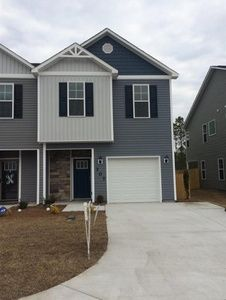 Brand SPANKING NEW townhome in Holly Ridge!! Gorgeous three bedroom/2.5 bath townhouse centrally located making an easy commute to Wilmington, Jacksonville and the beach! Call 910-546-4479 today! #jacksonvillenchomes #castrorealestategroup #coldwellbanker #dianecastro #dianecastroperez