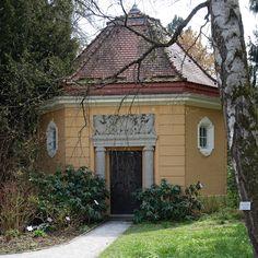 munich | germany | münchen | deutschland | botanischer garten | pumpenhaus