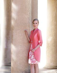 Pink Mother Of The Bride | Carla Ruiz