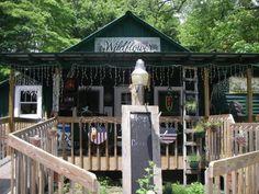 Wildflower Cafe, Mentone Alabama - Wonderful food. Brunch is a must.