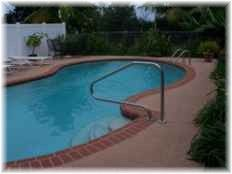 concrete pool deck finishes | get your concrete pool deck ready