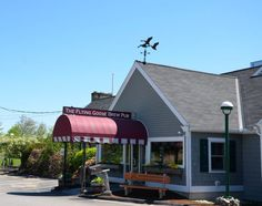 The Flying Goose in New London has been in operation and run by the same family since 1993, and brewing beer since 1996. It's long been a local favorite, as well as a popular spot with skiiers visiting the local peaks.