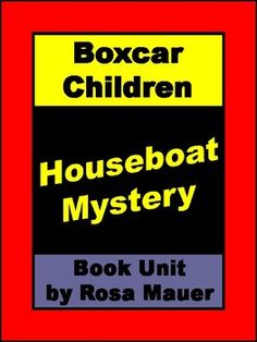 Boxcar Children Houseboat Mystery by Gertrude Chandler Warner: Receive six comprehension questions for each chapter of the story. There are lines for student response after each question. Suggested answers are given for the teacher. You will also receive an Edit and Write worksheet and an extra writing prompt for