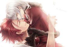 Anime K Project  Mikoto Suoh Anna Kushina Wallpaper