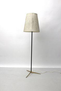 "Floor Lamp Model No. 2092 ""Micheline"" by J. T. Kalmar, Vienna, 1960 image 3"