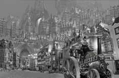 Google Image Result for http://4.bp.blogspot.com/-BQPgcNuoc1I/UA5agCgP5AI/AAAAAAAAAdo/6ygekPwYo_c/s1600/Huy_Jorsaleem__steampunk_city_by_taisteng.jpg