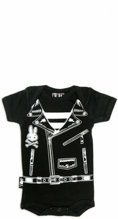 ba3d589affc84 Rocker Jacket Onesie Baby Leather Jacket, Baby Clothes Online, Babies  Clothes, Chupa,