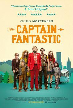 Film a voir: CAPTAIN FANTASTIC de Matt Ross (2016)