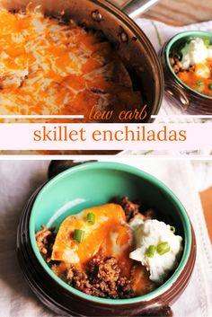 enchilada gravy style enchilada chili gravy enchiladas thm skillet ...