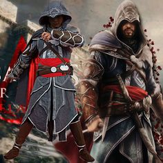 Assassin's Creed: Revelations Cosplay Costumes