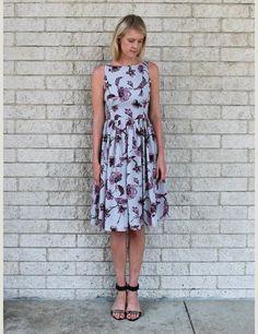 9747decd2a Ruth Wallflower Dress // www.amallitalli.com // #tallgirls #tallgirlclothes