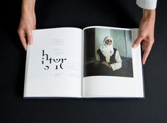 Agence Cécile Halley des Fontaines - Global design agency - Fantômes d'Anatolie - Armenian genicide - book - edition - denial - © Pascaline marre - layout - disapearing type