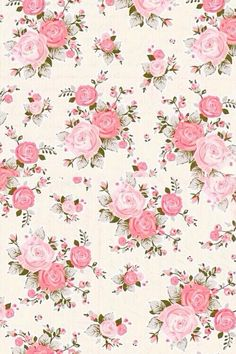 Cute floral wallpaper background flowers for nature pastel phone pink wallpapers android . cute floral wallpaper watercolor pattern with roses Flower Background Wallpaper, Background Vintage, Flower Backgrounds, Wallpaper Backgrounds, Heart Wallpaper, Wallpaper Desktop, Background Pictures, Pink Wallpaper Android, Trendy Wallpaper