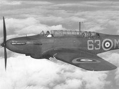 Fairey Battle, K7650 / 63-M of No. 63 Squadron, RAF Benson, November 1939. This was the first operational squadron to be equipped with the Battle. Ww2 Aircraft, Military Aircraft, Aircraft Photos, Air Force Bomber, Ww2 Planes, Battle Of Britain, Royal Air Force, Construction, World War Ii