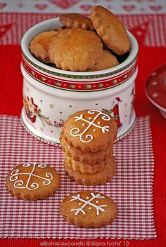Galletas de miel sencillas y ligeritas - Albahaca y Canela