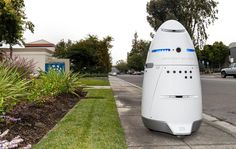 Hiring R2D2 to Protect Your Mall or Campus, All for $6.25 Per Hour  Meet Silicon Valley's newest crime fighter: the K5 robot.As the world grapples with the onset of drones and trembles at the increasing likelihood of sentient...