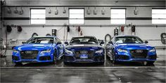 Take your pick: The Audi RS7 in Nogaro blue, Sepang blue or Estoril blue. #Audi #RS7 #Blue #AudiExchange