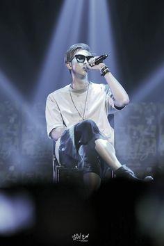 BTS Rap Monster © 남준이몰래 | Do not edit.