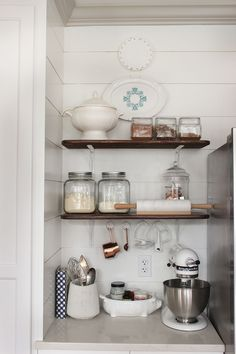 This post is done in partnership with Wayfair. All product choices and opinions are 100% my own. Well, friends, our Collected Country Kitchen is finally done. The kitchen gets me more excited than finishing and revealing any other room in the house. In my adult years, as I've fallen more and more in love with …