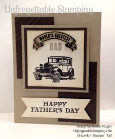 Fabulous Friday Father's Day card featuring Guy Greetings