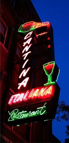 Cantina Italiana is the oldest restaurant in the North End.