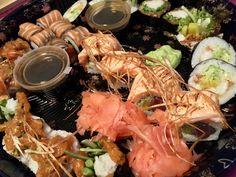 Tempura Sushi, Paella, Ethnic Recipes, Food, Meals, Yemek, Eten