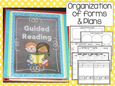 Deanna is a teacher for teachers. This is one of my favorite purchases from TpT...it guides a teacher through guided reading. My kids love her visual aids to remind them of the skills they can use to decode text. Truly terrific!