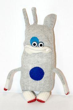 noof the sock monster