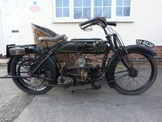Humber outfit  Lot 356 1922 Humber 4½hp Motorcycle Combination Frame no. M1366 Engine no. 4484 Sold for £10,925 inc. premium