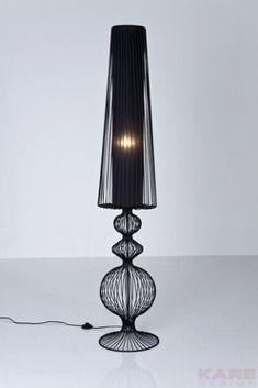 Kare design :: Lampa Podłogowa Swing Iron Uno