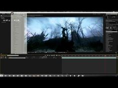 Adobe After Effects Tutorial - Advanced Color Correction/Grading with Magic Bullet Looks