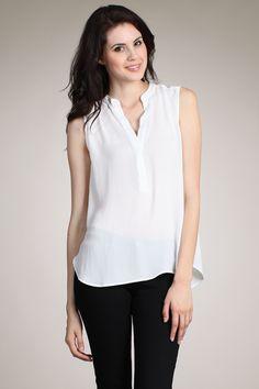 6b428b673ba54 White Dove Eva Blouse Wardrobe Makeover