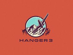 Got a very interesting inquiry from Hanger 3.  They wanted a Mustang P-51 incorporated into their new identity and the original concept idea was to have the plane come up from a 60 degree angle beh...