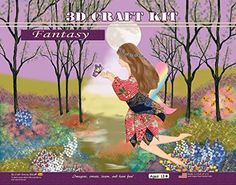 BIBIA 3D Craft Kit Fantasy 1 >>> Learn more by visiting the image link.