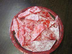 Cinnamon Rock Candy Recipe