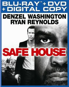 Safe House Blu-Ray Review & Podcast.