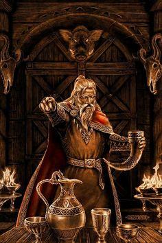 The beginning of he Viking invasion to Europe! Norse Pagan, Old Norse, Norse Mythology, Art Viking, Viking Warrior, Viking Woman, Los Primates, Thor, Viking Culture