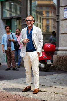 Italian look