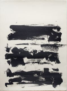 Joan Mitchell - Champs (lithograph)