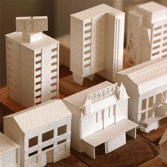 Charles Young nos muestra una ciudad miniatura en movimiento