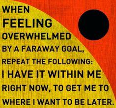Feeling #overwhelmed?