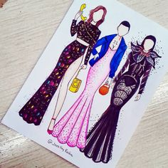 Meeska Mooska Mickey Mouse 💞 - What's your outfit? Pencil Art Drawings, Cool Art Drawings, Art Drawings Sketches, Disney Drawings, Fashion Illustration Sketches, Illustrations, Hybrid Art, Arte Fashion, Art Folder