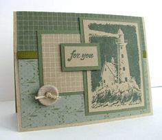 SUO Masculine Lighthouse SC266 by dakotastamper - Cards and Paper Crafts at Splitcoaststampers