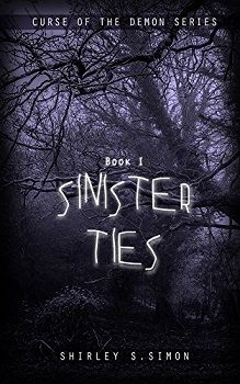Sinister Ties by Shirley S. Simon - Book Reviewed by Julie