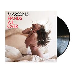 Maroon 5 Official Store | Music and Video Moves Like Jagger, Record Wall, Never Gonna, Lady Antebellum, Lp Cover, Shrink Wrap, Maroon 5, Christina Aguilera, Vinyl Records