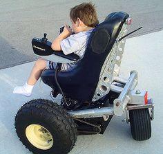 OFF ROAD POWER invalidních vozíků