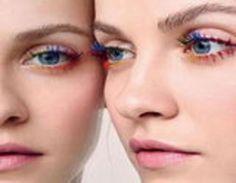 Moda: #Trucco: #l'ultimo #trend? Le ciglia arcobaleno (link: http://ift.tt/1Unx1yX )