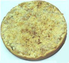 Torta de Manzana con Cubierta Streussel - Recetas Judias