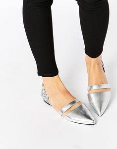 ASOS COLLECTION ASOS LISBON Ballet Flats